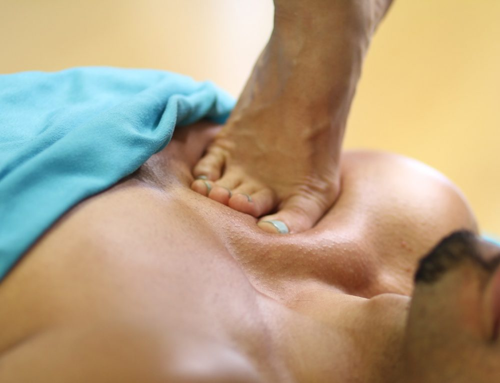 San Antonio Sports Massage for Improved Athletic Performance