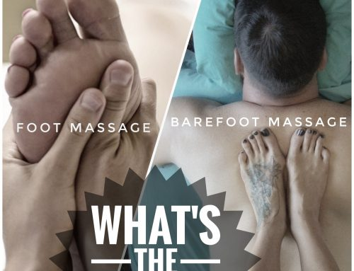 Barefoot Massage versus Foot Massage: What's the diff?