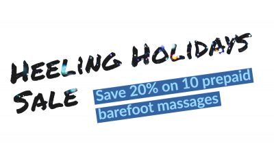san antonio barefoot massage 2018 holiday sale